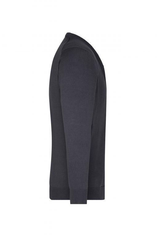 Мъжка жилетка - цвят Черен