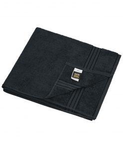 Кърпа за сауна 70 x 180 cm - цвят Черен