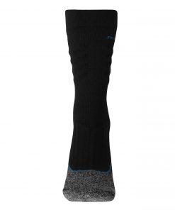 Компресиращи спортни чорапи - цвят Черно/Кралско