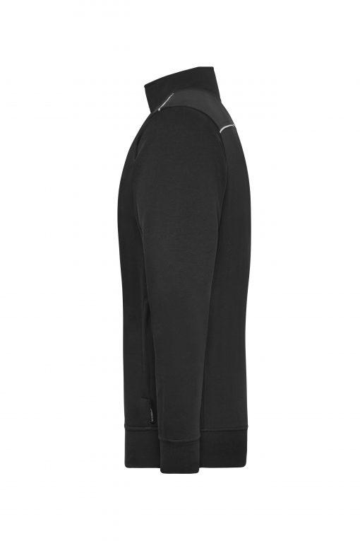 Мъжко горнище - цвят Черен