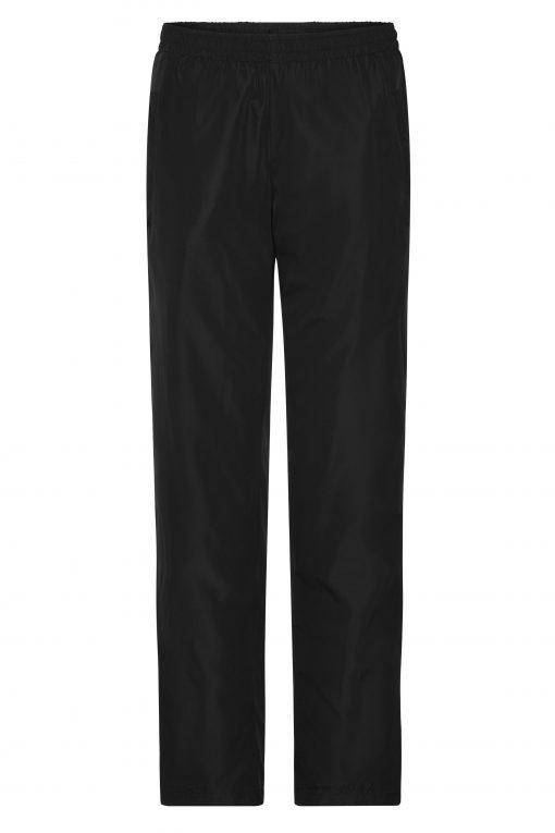 Дамски спортен панталон - цвят Черно/Черно