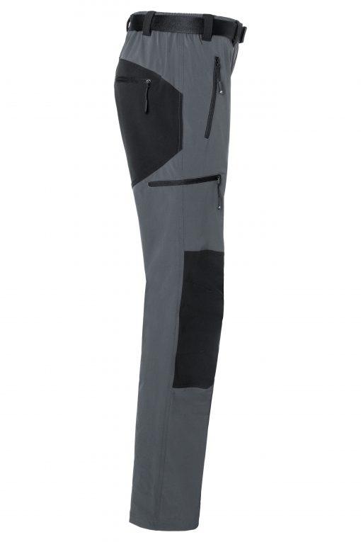 Дамски трекинг панталон - цвят Индиго/Черно