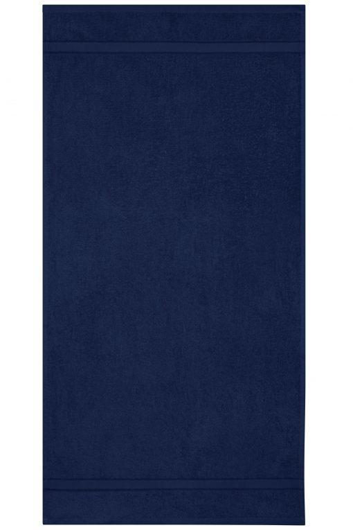 Хавлиена кърпа 50 x 100 cm - цвят Морскосиньо