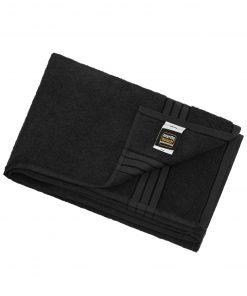 XXL хавлиена кърпа - цвят Черен